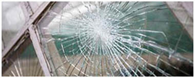 Aylesbury Smashed Glass